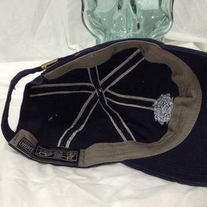 7579d4b2d65 Ahead Vintage Accessories - Trump National Golf Club Blue Hat Trump Crest